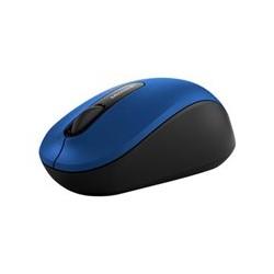 Microsoft Bluetooth Mobile Mouse 3600 - Ratón - diestro y zurdo - óptico - 3 botones - inalámbrico - Bluetooth 4.0 - azul