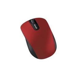 Microsoft Bluetooth Mobile Mouse 3600 - Ratón - diestro y zurdo - óptico - 3 botones - inalámbrico - Bluetooth 4.0 - rojo oscuro