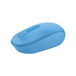 Microsoft ratón móvil inalámbrico 1850 - Ratón - diestro y zurdo - óptico - 3 botones - inalámbrico - 2.4 GHz - receptor inalámbrico USB - azul verdoso