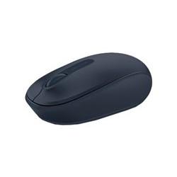 Microsoft ratón móvil inalámbrico 1850 - Ratón - diestro y zurdo - óptico - 3 botones - inalámbrico - 2.4 GHz - receptor inalámbrico USB - azul lana