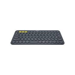 Logitech Multi-Device K380 - Teclado - Bluetooth - Español - negro
