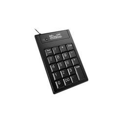 Klip Xtreme KNP-100 Abacus Numeric - Teclado numérico - USB - negro