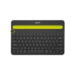 Logitech Multi-Device K480 - Teclado - Bluetooth - negro