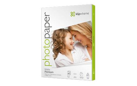 Klip Xtreme KPA-530 – Papel fotográfico – Papel fotográfico mate – KPA-530