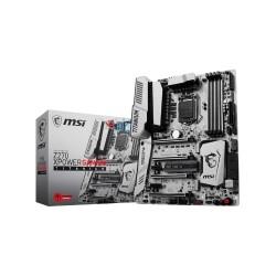 MSI - Z270 Xpower Gaming Titanium - Motherboard - ATX - LGA1151 Socket - Intel Z270 - Socket LGA1151 - para Core i3 / para Core i5 / para Core i7  - Sound card - 4 slots DDR4 - soporta hasta 64GB de memoria RAM