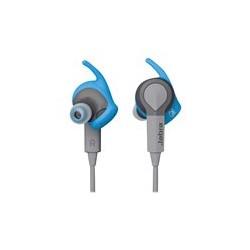 Jabra Sport Coach - Auriculares internos con micro - en oreja - Bluetooth - inal�mbrico - NFC - azul