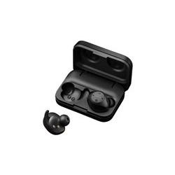 Jabra Elite Sport - Auriculares inal�mbricos con micro - en oreja - Bluetooth - aislamiento de ruido - negro