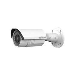 Hikvision DS-2CD2642FWD-IS - Cámara de vigilancia de red - para exteriores - resistente a la intemperie - color (Día y noche) - 4 MP - 2688 x 1520 - f14 montaje - iris automático - vari-focal - audio - LAN 10/100 - MJPEG, H.264 - CC 12 V / PoE
