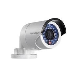 Hikvision DS-2CD2042WD-I - C�mara de vigilancia de red - resistente a la intemperie - color (D�a y noche) - 4 MP - 2688 x 1520 - montaje M12 - focal fijado - LAN 10/100 - MJPEG, H.264 - CC 12 V / PoE