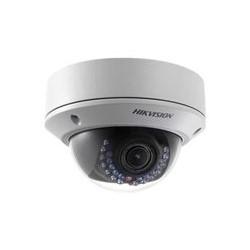 Hikvision DS-2CD2742FWD-I - C�mara de vigilancia de red - c�pula - para exteriores - a prueba de v�ndalos / impermeable - color (D�a y noche) - 4 MP - 2688 x 1520 - f14 montaje - vari-focal - LAN 10/100 - MJPEG, H.264 - CC 12 V / PoE