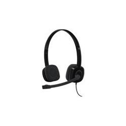 Logitech Stereo H151 - Auricular - en oreja - cableado