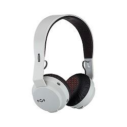 House of Marley Rebel BT - Auriculares con diadema con micro - en oreja - Bluetooth - inalámbrico - gris