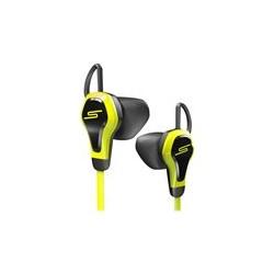 SMS Audio BioSport - Auriculares internos con micro - en oreja - cableado - conector de 3,5 mm - amarillo