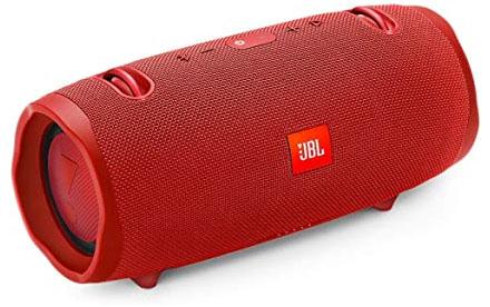 JBL Xtreme - Altavoz - para uso port�til - inal�mbrico - Bluetooth - 2 v�as - rojo