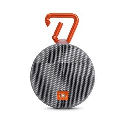 JBL Clip 2 - Speaker - Gray - portable