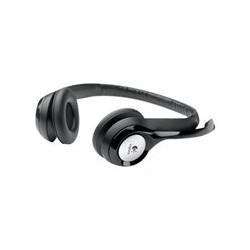 Logitech USB Headset H390 - Auricular - en oreja - cableado - USB