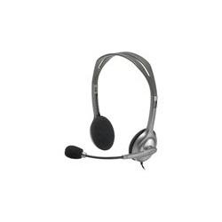 Logitech Stereo Headset H110 - Auricular - en oreja - cableado