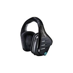 Logitech G933 Artemis Spectrum - Sistema de auriculares - 7.1 canales - tamaño completo - inalámbrico - negro