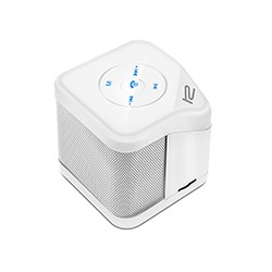 Klip Xtreme KWS-601WH - Speaker - Wireless - Matte white - BlueNoteII