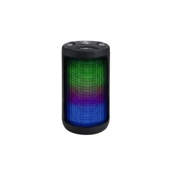 Klip Xtreme KWS-612m Mini Kromatic - Speaker - Wireless - Black - BT Handsfree Mic TF