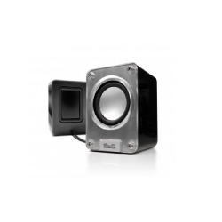 Klip Xtreme - Speakers - 2.0-channel - Black & white - passive sub