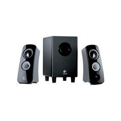 Logitech Z-323 - Sistema de altavoces - para PC - canal 2.1 - 30 vatios (Total)