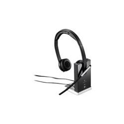 Logitech Wireless Headset Dual H820e - Auricular - en oreja - DECT - inalámbrico
