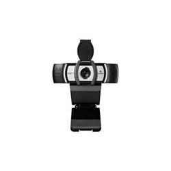 Logitech Webcam C930e - Cámara web - color - 1920 x 1080 - audio - USB 2.0 - H.264