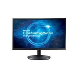 Samsung CFG7 Series C24FG70FQL - Monitor LED - curvado - 24