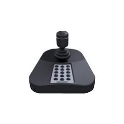 Hikvision DS-1005KI - C�mara / mando a distancia de DVR - 15 botones - cable - para DF-line Network Smart PTZ DS-2DF6A225X-AEL, DS-2DF6A436X-AEL