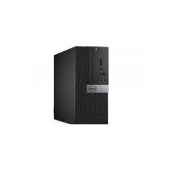 Dell OptiPlex 7050 - SFF - 1 x Core i5 7500 / 3.4 GHz - RAM 8 GB - HDD 1 TB - grabadora de DVD - HD Graphics 630 - GigE - Win 10 Pro 64 bits - monitor: ninguno