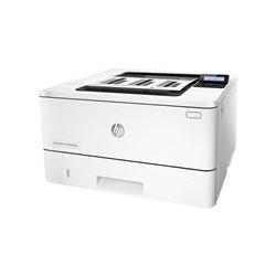 HP LaserJet Pro M402dw - Impresora - monocromo - a dos caras - laser - A4/Legal - 4800 x 600 dpi - hasta 40 ppm - capacidad: 350 hojas - USB 2.0, Gigabit LAN, Wi-Fi(n), NFC