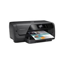 HP Officejet Pro 8210 - Impresora - color - a dos caras - chorro de tinta - A4 - 1200 x 1200 ppp - hasta 22 ppm (monocromo) / hasta 18 ppm (color) - capacidad: 250 hojas - USB 2.0, LAN, Wi-Fi(n)
