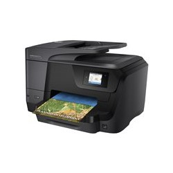 HP Officejet Pro 8710 All-in-One - Impresora multifunci�n - color - chorro de tinta - A4 (210 x 297 mm), Legal (216 x 356 mm) (original) - A4/Legal (material) - hasta 30 ppm (copiando) - hasta 35 ppm (impresi�n) - 250 hojas - USB 2.0, LAN, Wi-Fi(n), host USB