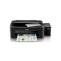 Epson L380 - Impresora multifunción - color - chorro de tinta - A4/Legal (material) - hasta 33 ppm (impresión) - 100 hojas - USB 2.0