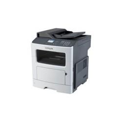Lexmark MX310dn - Impresora multifunción - B/N - laser - Legal (216 x 356 mm) (original) - A4/Legal (material) - hasta 35 ppm (copiando) - hasta 35 ppm (impresión) - 300 hojas - 33.6 Kbps - USB 2.0, LAN