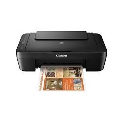 Canon PIXMA MG2510 - Impresora multifunción - color - chorro de tinta - 216 x 297 mm (original) - A4/Legal (material) - hasta 8 ipm (impresión) - 60 hojas - USB 2.0