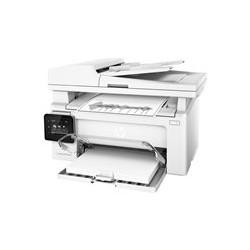 HP LaserJet Pro MFP M130fw - Impresora multifunción - B/N - laser - 215.9 x 297 mm (original) - A4/Legal (material) - hasta 23 ppm (copiando) - hasta 23 ppm (impresión) - 150 hojas - 33.6 Kbps - USB 2.0, LAN, Wi-Fi(n)