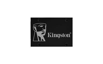 Kingston KC600 - Unidad en estado sólido – cifrado
