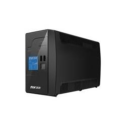 Forza RT-601LCD - UPS - CA 115 V - 360 vatios - 600 VA 7 Ah - conectores de salida: 8