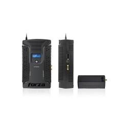 Forza - UPS - Line interactive - 375 Watt - 750 VA - AC 110/120 V - 12 NEMA 2 USB