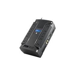 Forza HT Series HT-1000LCD - UPS - CA 120 V - 500 vatios - 1000 VA 9 Ah - conectores de salida: 12