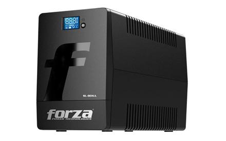 Forza - UPS - Line interactive - 480 Watt - 800 VA - 120 V - 6 NEMA Outlets