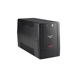 APC Back-UPS BX1000L-LM - UPS - CA 110/120 V - 600 vatios - 1000 VA - conectores de salida: 6