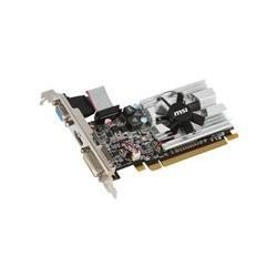 MSI R6450-MD1GD3/LP - Tarjeta gráfica - Radeon HD 6450 - 1 GB DDR3 - PCIe 2.1 x16 perfil bajo - DVI, D-Sub, HDMI